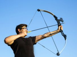 Southwest Archery Raptor 30-70 Pound Compound Bow Kit Review