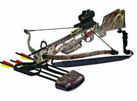 The Arrow Precision Inferno Fury Crossbow Kit Review